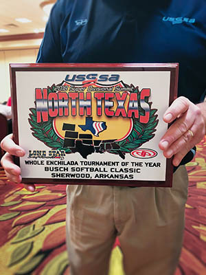 2017 Usssa Regional Tournament of the year, Busch Classic softball