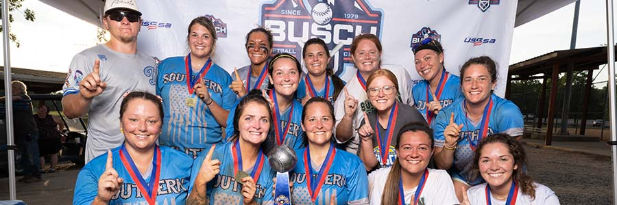 Busch Pepsi Classic tournament winners